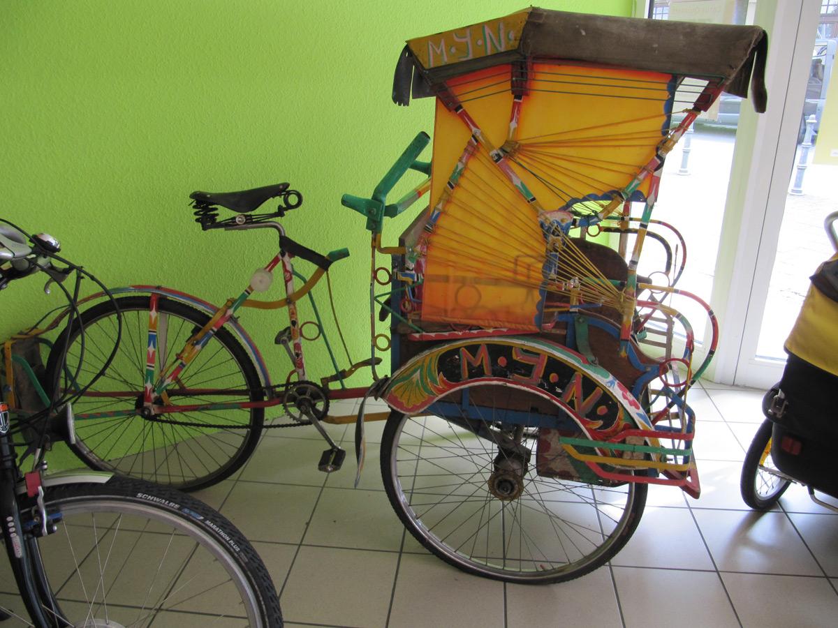 Neues Fahrrad bei Schulte-Hostede Lippstadt