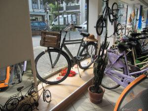 Solides Transportrad bei Schulte-Hostede Lippstadt