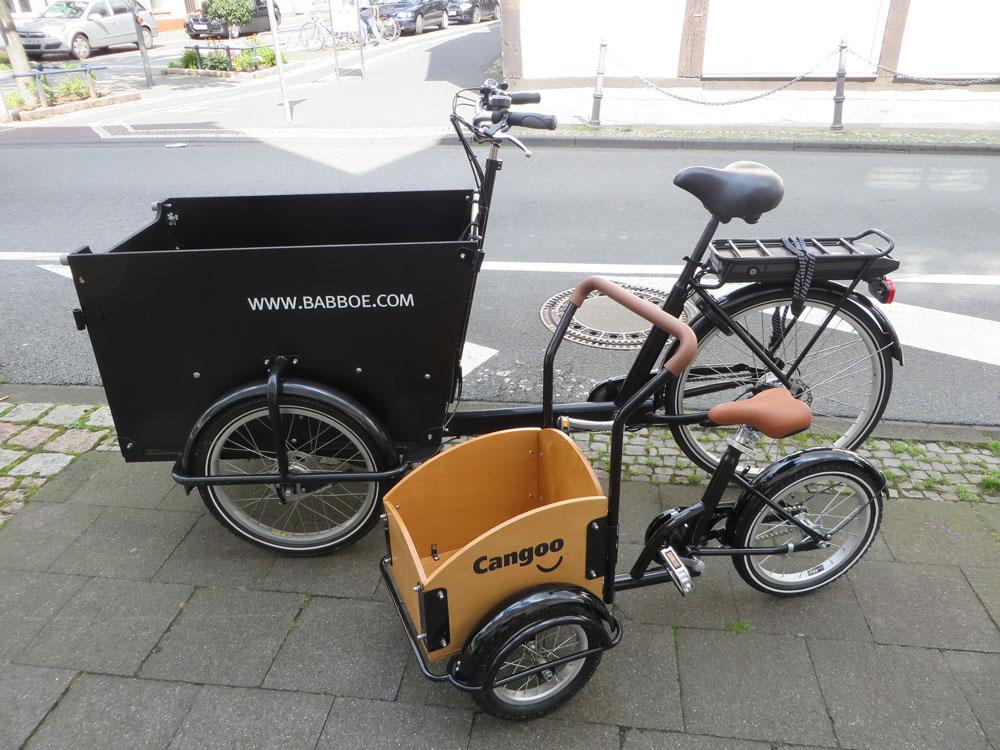 Cangoo Mini-Fahrrad 2