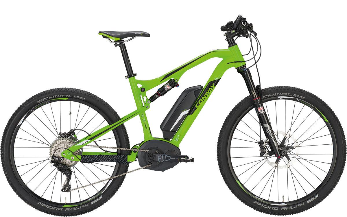 Conway emf 4271 E-Bike