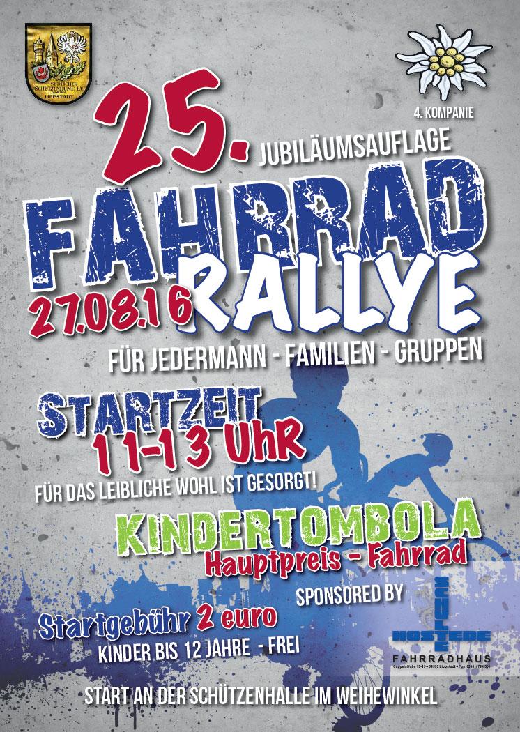 Fahrrad-Rallye Lippstadt