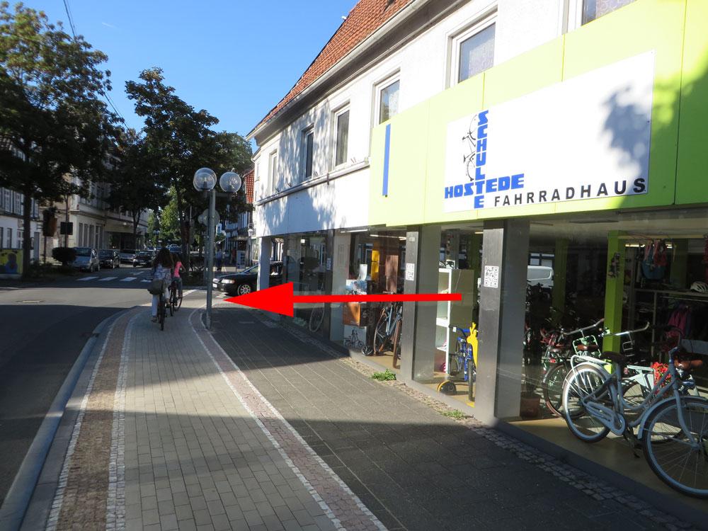 Fahrradweg Lippstadt 1
