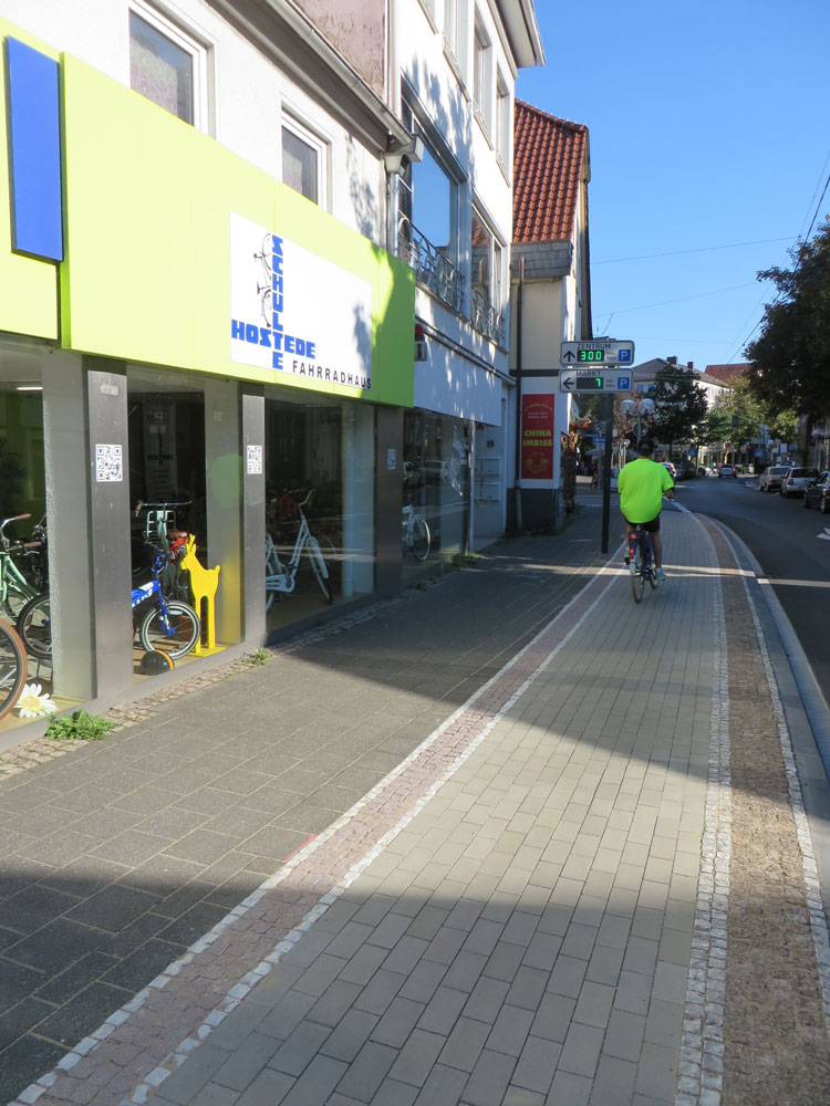 Fahrradweg Lippstadt 2