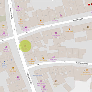OSM Karte Fahrrad Schulte-Hostede Lippstadt