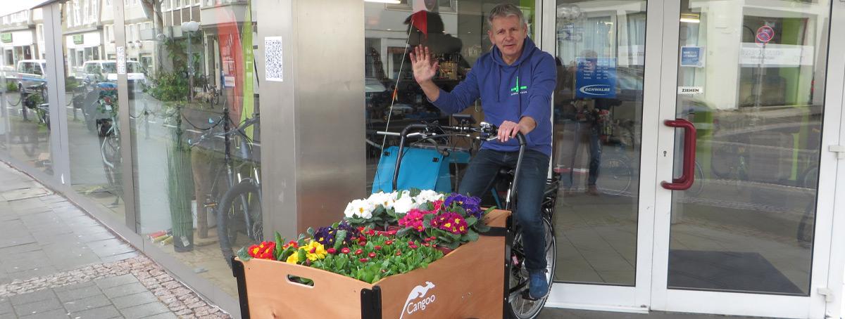 Blumen-Aktion Wochentip Lippstadt